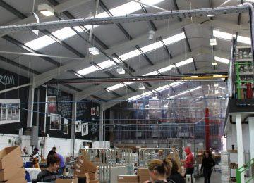 Led Lighting Airius - Manufacturing Featured