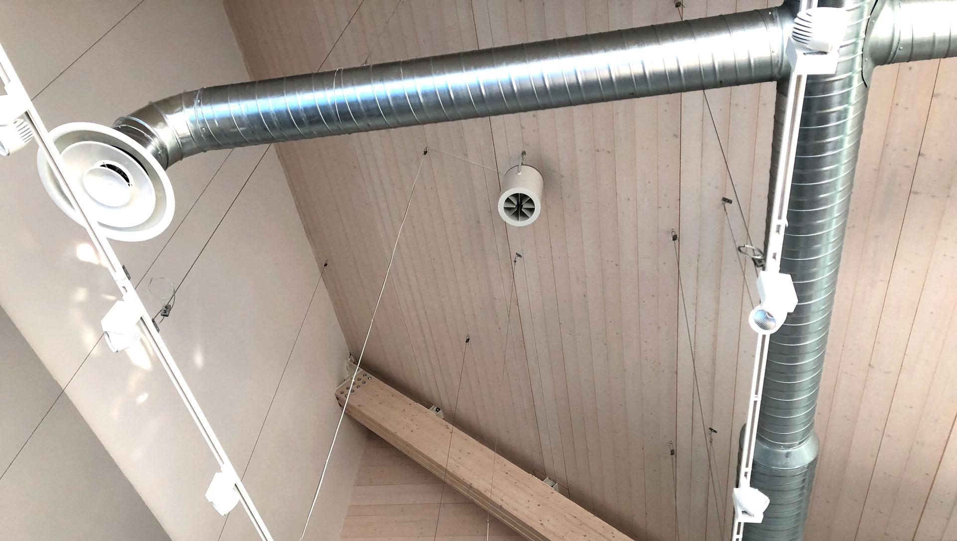 Airius Destratification Fan System 1