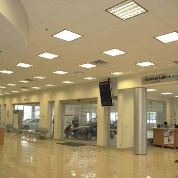Destratification Fan System Offices Gallery 11