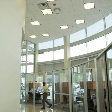 Destratification Fan System Offices Gallery 5