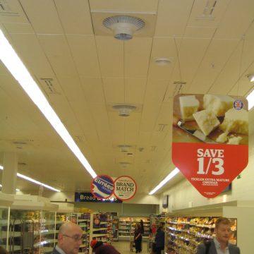 Destratification Fan System Retail-Gallery 32