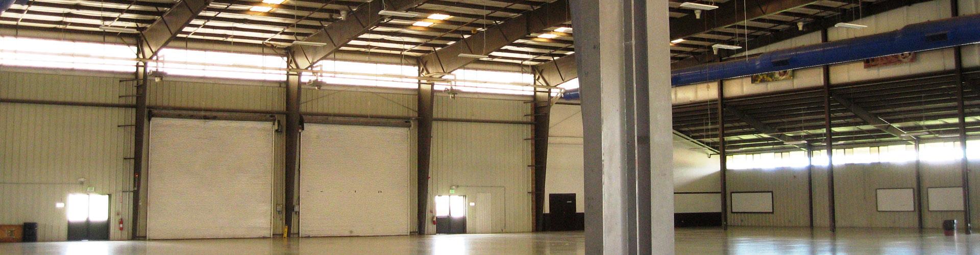 Destratification Fan System Warehouses Slider 1