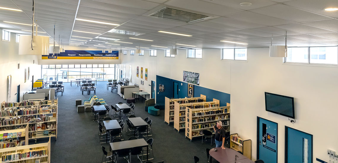 Springfield-School-Library-Keeps-Cool-With-Airius-Fans